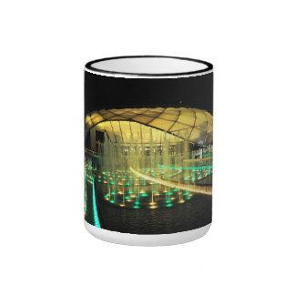 City of light - ringer mug