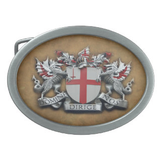 City of London Arms Belt Buckle
