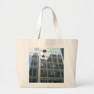 City of London Buildings Canvas Bag