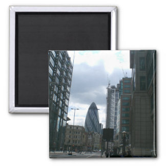 City of London Buildings Fridge Magnets