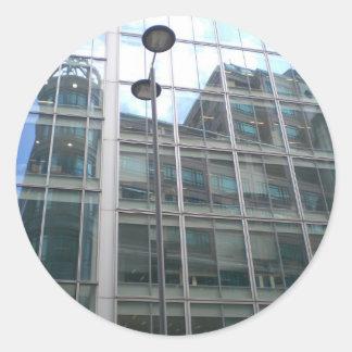 City of London Buildings Sticker
