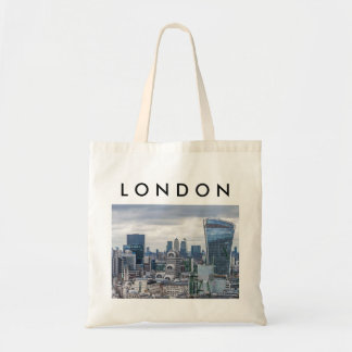 City of London buildings tote bag