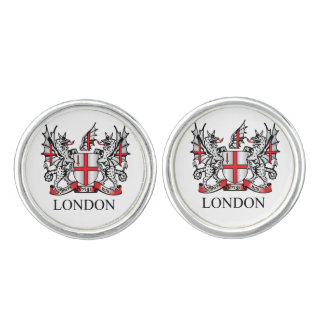 City of London coat of arms Cufflinks