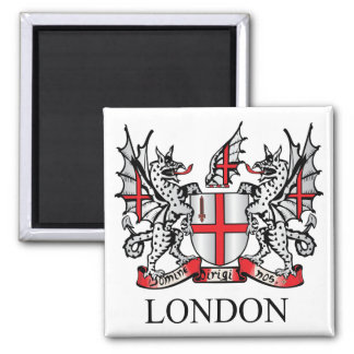 City of London coat of arms Magnet