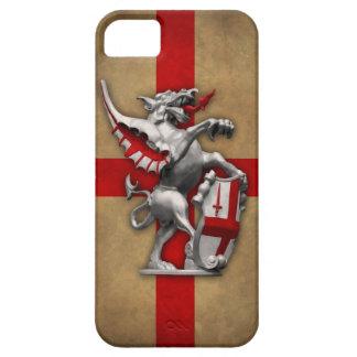 City of London Dragon iPhone SE/5/5s Case