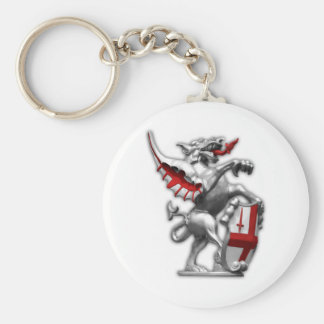 City of London Dragon Keychain