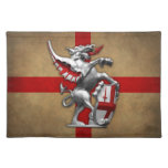 City of London Dragon placemat