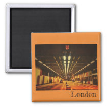 City of London Fridge Magnet