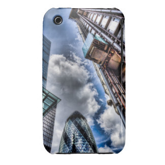 City of London Iconic Buildings iPhone 3 Cases