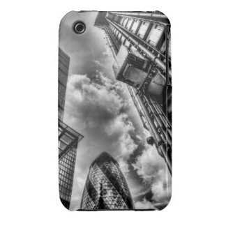 City of London Iconic Buildings iPhone 3 Cover