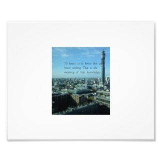 City of London Photo Print