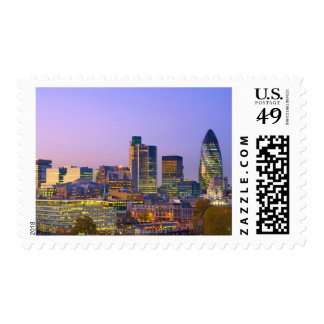 City of London Postage Stamp