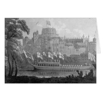 City of London State Barge Card