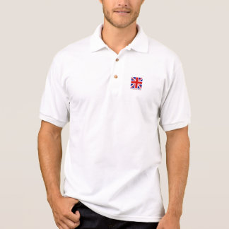 City of London - Union Jack Flag Polo Shirt