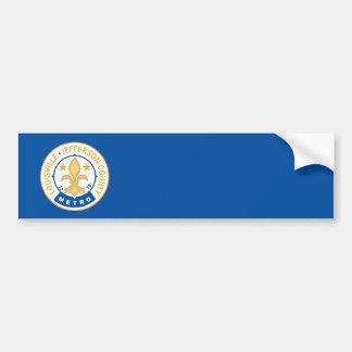 City of Louisville flag Bumper Sticker