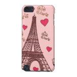 City of Love Paris iPod Touch 5G Case