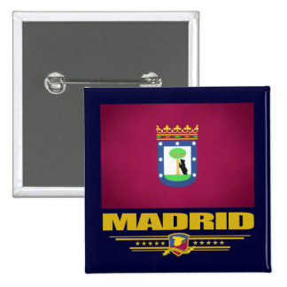 City of Madrid Button