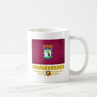 City of Madrid Coffee Mug