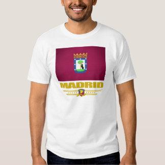 City of Madrid Tee Shirt