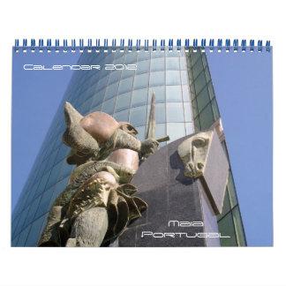 City of Maia, Calendar 2012