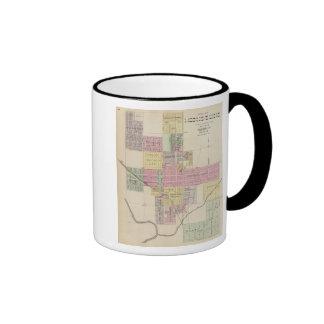 City of Medicine Lodge, Kansas Ringer Mug