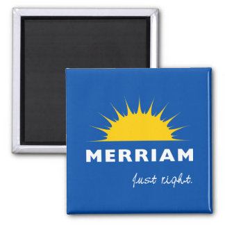 City of Merriam Magnet