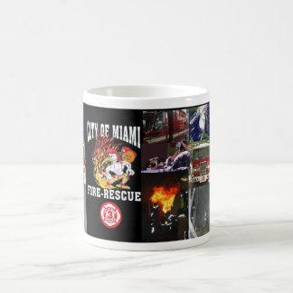 City Of Miami Fire Rescue Classic White Coffee Mug