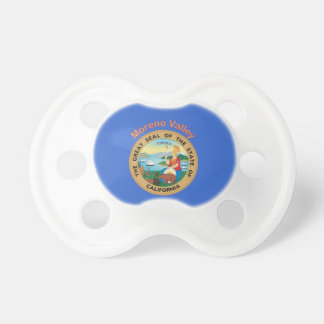 City of Moreno Valley Baby Pacifier