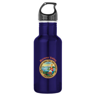 City of Moreno Valley Water Bottle