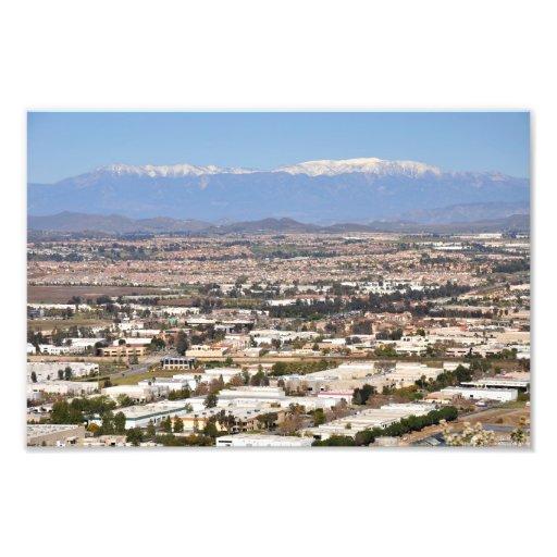 City of Murrieta, California Photo Print
