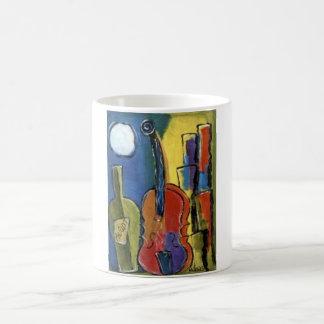 City of Music Classic White Coffee Mug
