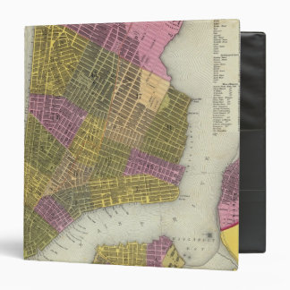 City Of New York 2 3 Ring Binders