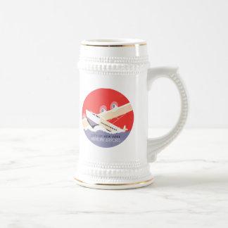 City of New York Beer Stein
