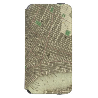 City Of New York iPhone 6/6s Wallet Case