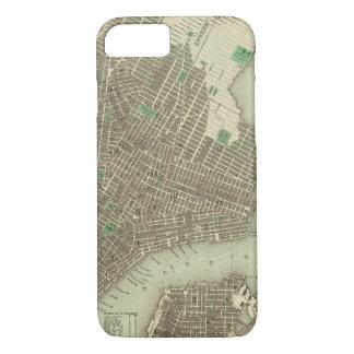 City Of New York iPhone 8/7 Case