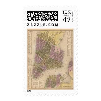 City of New York Postage