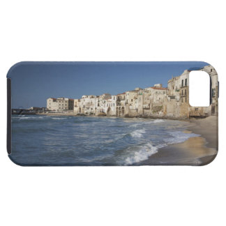 City of old buildings on beach iPhone SE/5/5s case