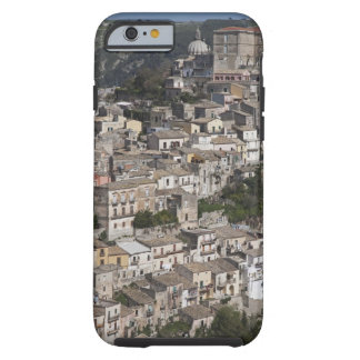 City of old buildings on hillside iPhone 6 case