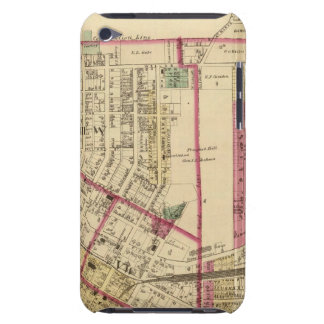 City of Parkersburg, West Virginia iPod Touch Case
