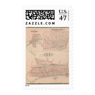 City of Peru, Miami Co Postage