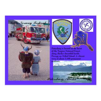 City of Petersburg, Alaska Postcards