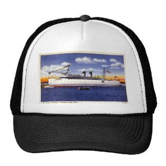 City of Petoskey, Michigan State Ferry Trucker Hat