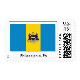 City of Philadelphia, Philadelphia, PA Stamps