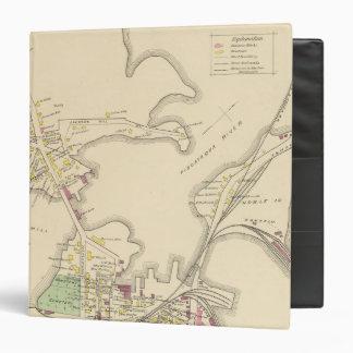 City of Portsmouth 2 Vinyl Binders
