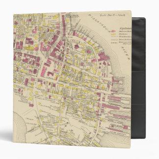 City of Portsmouth 3 Vinyl Binders