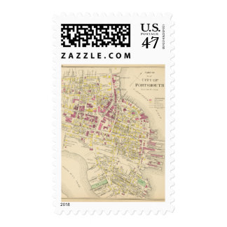 City of Portsmouth 3 Postage