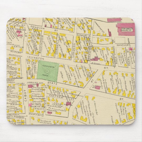 City of Portsmouth Mouse Pad