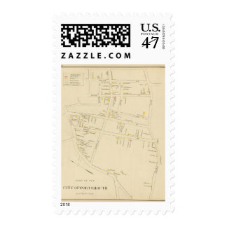 City of Portsmouth Postage