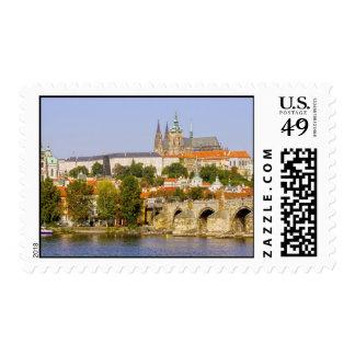City of Prague Postage