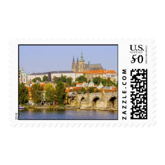 City of Prague Postage